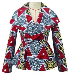 trendy Ankara jackets Be the talk of the town in super stylish African print clothing? Check out this post for over 20 trendy Ankara print jackets that can be worn in a plethora of ways. So many amazing styles in one place. African Fashion Designers, African Fashion Ankara, Ghanaian Fashion, African Inspired Fashion, African Print Fashion, Nigerian Fashion, African Print Clothing, African Print Dresses, African Prints