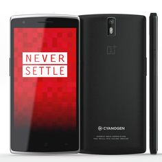 Oneplus One Black   Modeling: 3ds Max 2009  Rendering: V-Ray 2.4  Polynons: 6 441 Vertices: 7 074  oneplus one black cyanogen mobile smartphone cellphone cellular electronics touchscreen detailed 3ds max vray 3d model