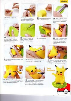 pikachu step by step part n°3