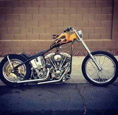 Harley Davidson Knucklehead, Harley Bobber, Harley Davidson Chopper, Harley Davidson Motorcycles, Chopper Motorcycle, Bobber Chopper, Old School Chopper, Motorcycle Companies, Classic Harley Davidson