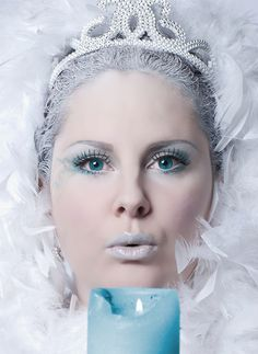 Images search results for ice queen from Dogpile. Ice Queen 2, Snow Queen, Winter Goddess, Halloween Boo, Fantasy Makeup, Pretty Pastel, Winter White, Winter Season, Make Up
