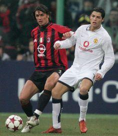Sir Alex Ferguson reveals Paolo Maldini regret - Official Manchester United Website