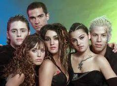RBD en sus inicios