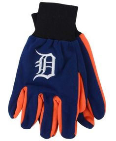 Forever Collectibles Detroit Tigers Palm Gloves