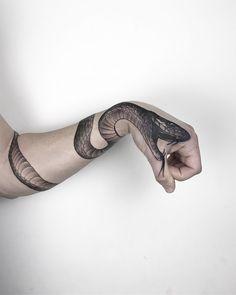 Tattoo artist: Андрей Борисюк