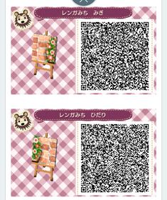 - acnl qr codes paths - Welcome Haar Design Bridal Hair Chain, Acnl Paths, Motif Acnl, Ac New Leaf, Happy Home Designer, Animal Crossing Qr Codes Clothes, Post Animal, Animal House, Pictures