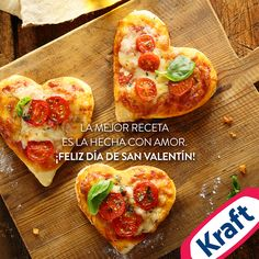 ¡Feliz día de San Valentín! #HappyValentinesDay #SanValentin #KraftQuotes #KraftRD