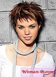 Miraculous Cool Tips: Women Hairstyles Pixie Fine Hair funky hairstyles website.Women Hairstyles Wedding Popular Haircuts older women hairstyles pixie cuts. Short Choppy Hair, Short Spiky Hairstyles, Asymmetrical Hairstyles, Short Hair With Layers, Messy Hairstyles, Updos Hairstyle, Hairstyle Short, Fringe Hairstyles, Feathered Hairstyles