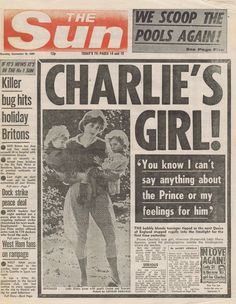 1980 09 18-The Sun newspaper front page