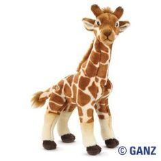 Webkinz Signature Giraffe January 2011 Release + Free Webkinz Bookmark Sealed Codes by ganz,