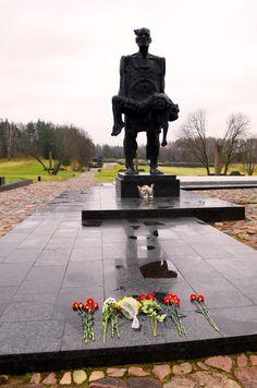 World War II Memorial - Belarus