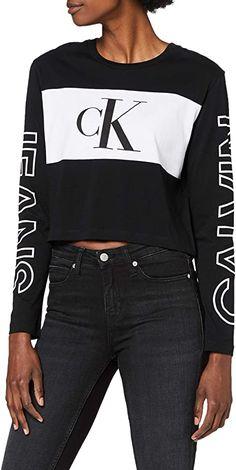 Perfekt  Bekleidung, Damen Calvin Klein Jeans, Lacoste, Graphic Sweatshirt, Sweatshirts, Sweaters, Fashion, Summer, Clothing, Women's