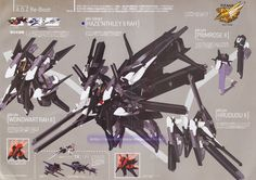 GUNDAM GUY: Mobile Suit Z Gundam: Advance of Zeta [A.O.Z] Re-Boot - New Images [Updated 12/13/14]
