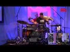MEINL DRUM FESTIVAL 2012 - Matt Halpern - Part 3 Drums, Legends, Concert, Music, Musica, Musik, Percussion, Drum, Concerts