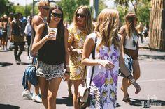 Laneway Music Festival fashion 2013