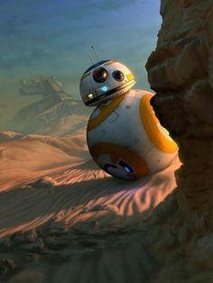 BB-8 fan art