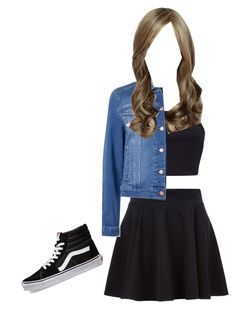 """""""my feelings are fatal."""" by thewalkingspirit on Polyvore featuring Vans"""