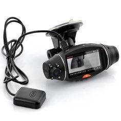 "Night vision R310 2.7"" TFT LCD Dual Lens Dash Camera HD 1080P Car DVR Camera Video Recorder Car DVR Camera G-sensor GPS Logger"