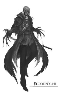 The Vampire of Cainhurst by RagingPeasant on DeviantArt
