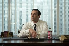 Fitting end: Mad Men may pick up its fifth Emmy for Outstanding Drama Series, after airing its seventh and final season earlier this year