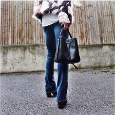 Pin for Later: 11 Real-Girl Reasons You Should Ditch Skinny Jeans For Flares You Don't Have to Spend a Fortune If you're still unsure, try a cheap pair before investing in designer denim. These flares are from Primark!