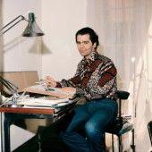 Der junge Karl Lagerfeld