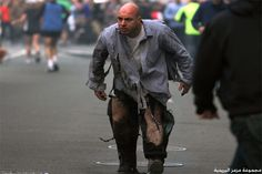Terrorism in the Boston Marathon