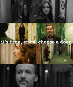 I'm Erica Strange