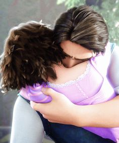 I want to hug someone like that. Unfortunately, my life is neither a Disney…