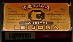 Terva Leijona. | 17 Iconic Finnish Snacks You Need In Your Mouth Right Now