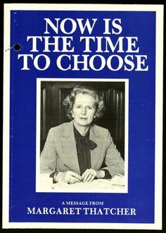 Cartel de Margaret Thatcher para las elecciones parlamentarias de Reino Unido de 1979.