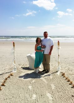 Jersey Shore Wedding Officiant Andrea Purtell. Seaside Ceremony on the beach in Atlantic City NJ