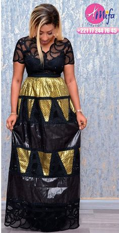 Latest African Fashion Dresses, African Dresses For Women, African Print Fashion, African Attire, African Women, African Beauty, African Wear, Fashion Prints, Fashion Fashion