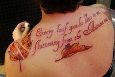 Frases para tatuarse