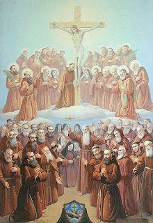 Dia a Dia Franciscano.: Franciscano do dia - 19/04 - Bem-aventurado Conrad...