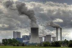 Contaminación a causa de las fabricas.