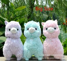 Cheap birthday gift, Buy Quality kawaii alpaca directly from China giant stuffed Suppliers: Japanese Alpacasso Soft Plush Toys Doll Giant Stuffed Animals Lama Toys Kawaii Alpaca Plush Doll Kids Birthday Gift Baby Alpaca, Plush Dolls, Doll Toys, Alpaca Peluche, Giant Stuffed Animals, Kawaii Stuffed Animals, Llama Stuffed Animal, Giant Stuffed Teddy Bear, Stuffed Toys