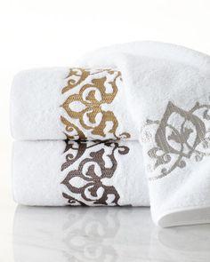 -59KF Arabesque Roma Towels
