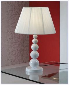 Excellent idea on Lavender Table Lamp