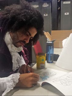 A Day in the Life of a Broadway Hit! Spend a Two-Show Day Backstage at Hamilton Alexander Hamilton, Musical Hamilton, Hamilton Broadway, Cast Of Hamilton, Daveed Diggs, Theatre Nerds, Theater, Musical Theatre, Entertainment
