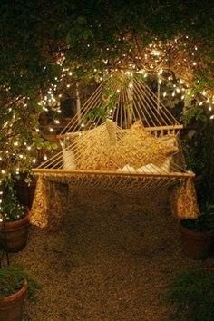 Who wouldn't enjoy spending some time outdoors on this?!
