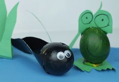 Learn About Frog Development & Make A Pond Scene - My Little 3 and Me