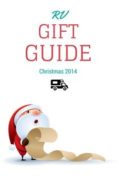 Christmas gift ideas for RV, motorhome, and camping enthusiasts!