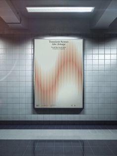 Pol Pintó / Barcelona Pavilion / Alex Arteaga Transient Senses / Poster / 2015