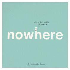 Middle of nowhere | Flickr - Photo Sharing!