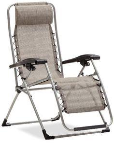 I WANT ONE!    Strathwood Basics Anti-Gravity Adjustable Recliner Chair, Natural by Strathwood, http://www.amazon.com/dp/B008YRJSTU/ref=cm_sw_r_pi_dp_d3Wrrb1KVEPSW