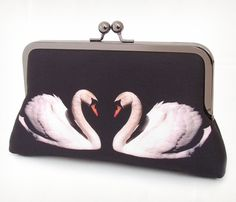 Swan Clutch