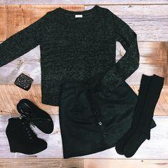Cozy yet fancy! Sweaters are 50% off! Happy Boxing Week! #ardenelove #ootd