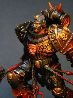 85mm, Awesome, Big, Chaos Space Marines, Object Source Lighting