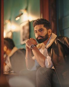 Beard Styles Names, Parmish Verma Beard, Love Wallpapers Romantic, Ammy Virk, Photography Poses For Men, Picture Credit, Music Icon, Bollywood Celebrities, Hd Photos
